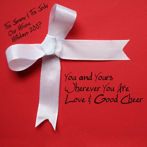 You and Yours - The Jimmy's Christmas Mix 2007