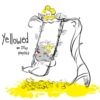Yellowed