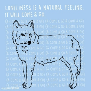 Lone Wolves Fall In Love Too!