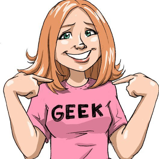 Get your geek on!