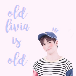 old livia is old