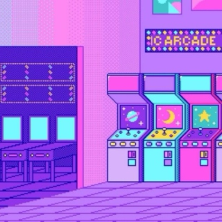 Arcade Party Aesthetics