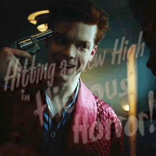 Hitting a New High in Hideous Horror | Jerome Valeska