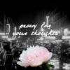 peony for your thoughts.