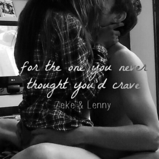 for the one you never thought you'd crave // zeke&lenny