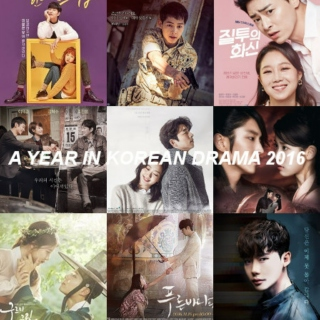 A Year In Korean Drama OST - 2016