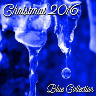 Christmas 2016: Blue Collection