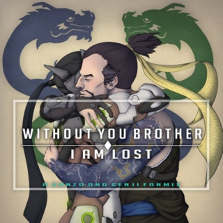 Without you brother, I am lost