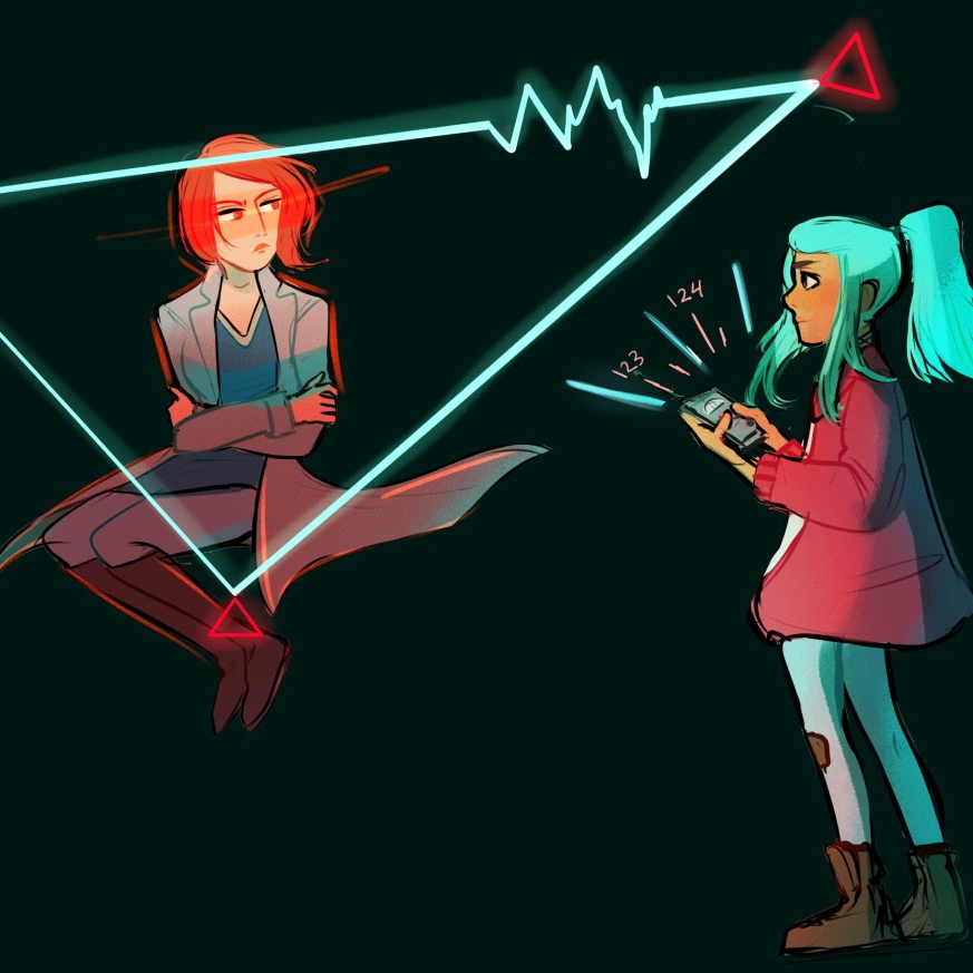 Oxenfree Dog Picture