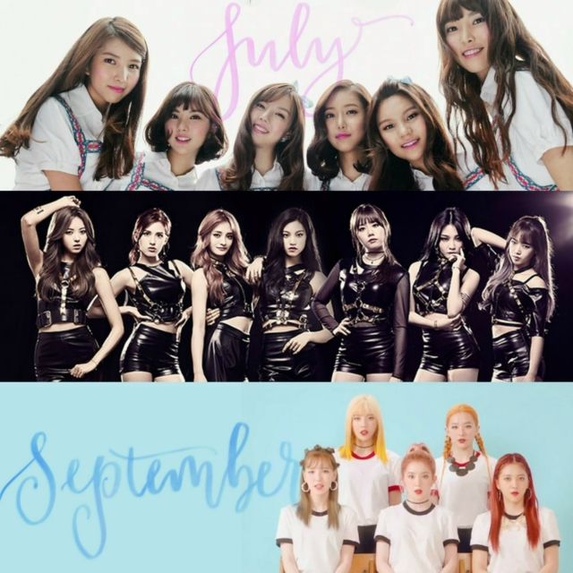 Best of Girl Groups '16: Part 3