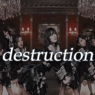 ☠ destruction ☠