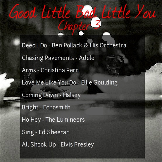 Good Little Bad Little You: Chapter 3