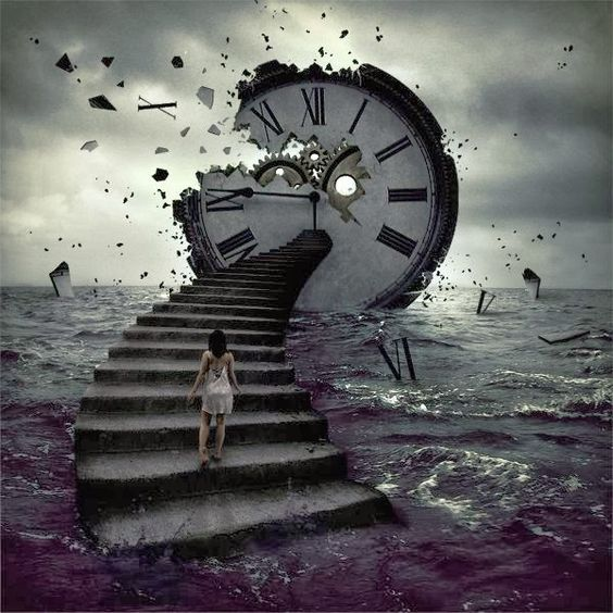 Is it tomorrow or just the end of time?