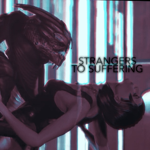 Strangers to Suffering.