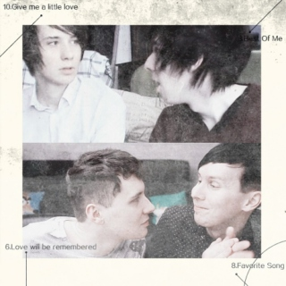 house of memories ⦙⦙⦙ a 2009-17 phan mix