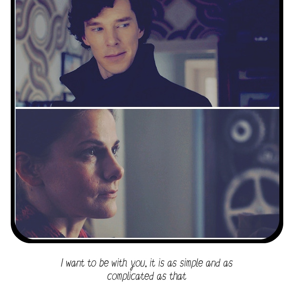 Sherlock and Molly: It's Complicated