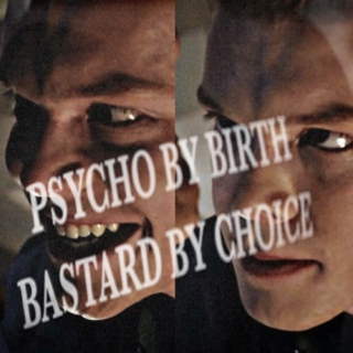 Psycho By Birth | Jerome