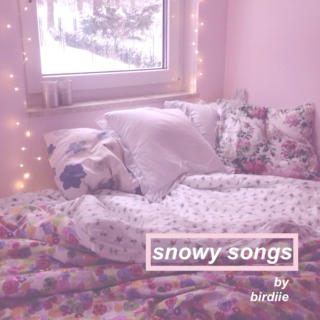 snowy songs