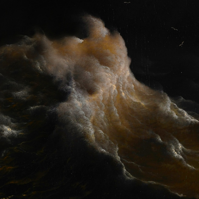 volatile swell and tidal drift