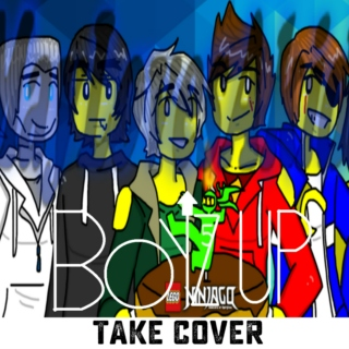 Boyz Up - Take Cover