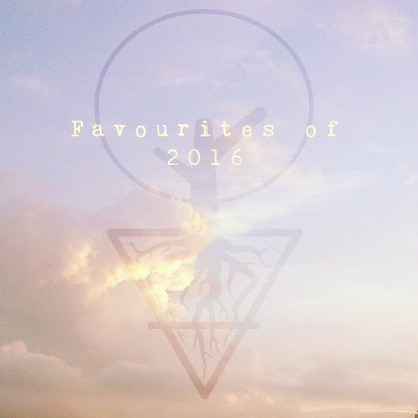 Favourite songs of 2016