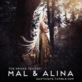 The Grisha Trilogy - Mal & Alina