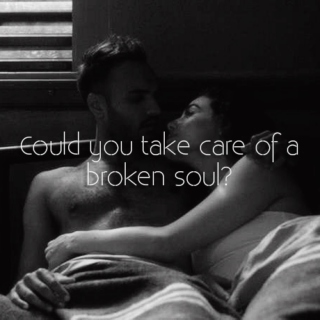 penny x kady  //  could you take care of a broken soul?