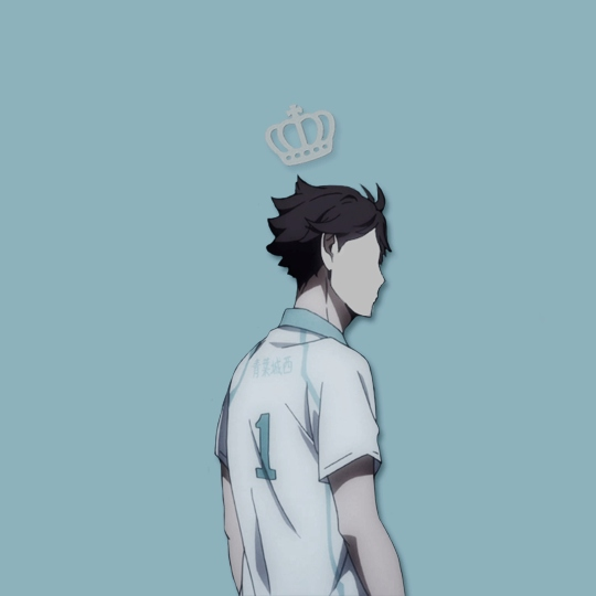 You can be king again ♚