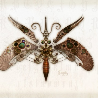 Steampunk Gears and Sounds