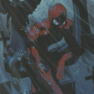 a spider-man playlist
