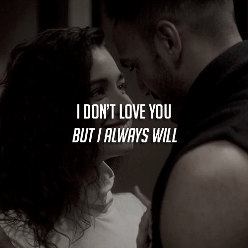 penny x kady // I don't love you but I always will