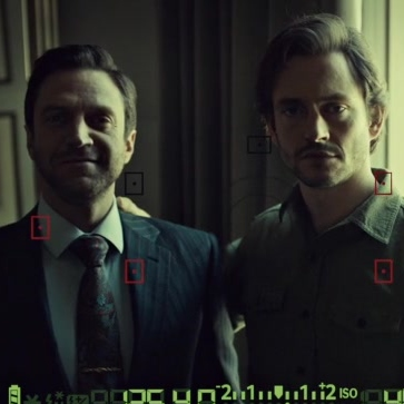 hide me from the feds? (will graham + frederick chilton)