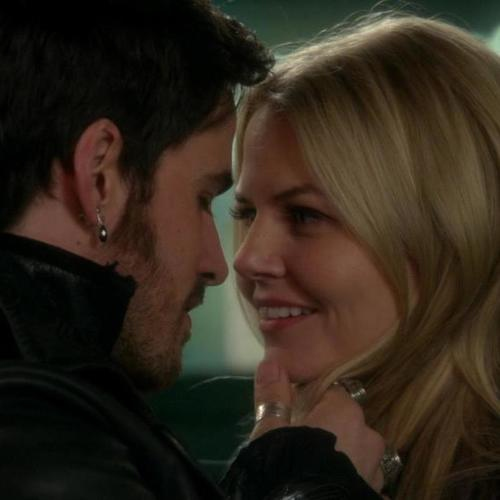 Don't Say You Love Me ;; Captain Swan