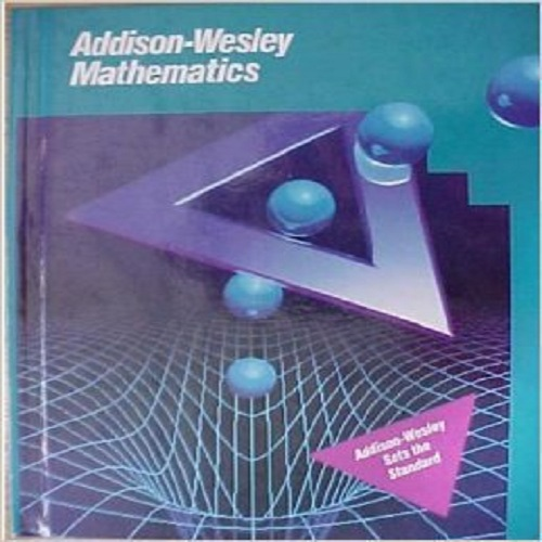 Like 80% of all '90s math book covers are basically vaporwave