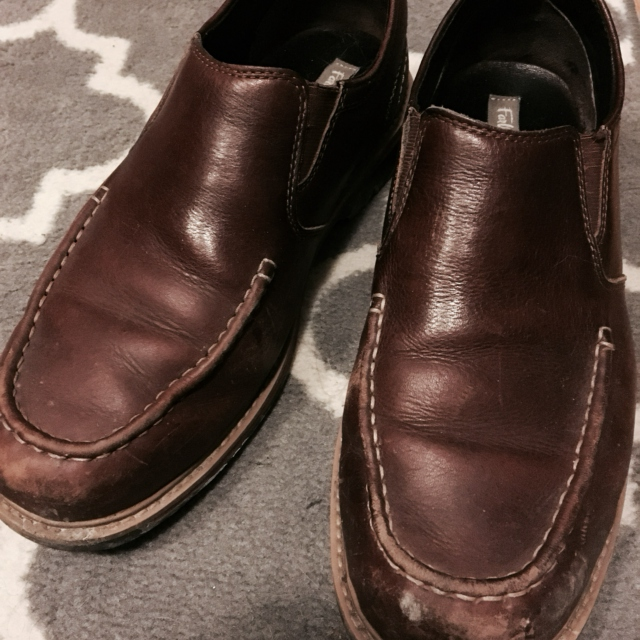 My Father's Shoes