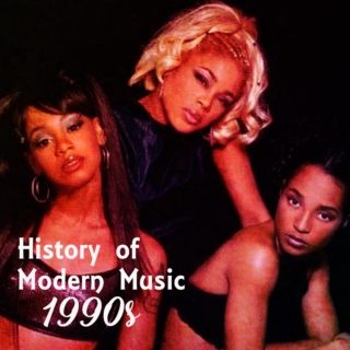 History of Modern Music: 1990s