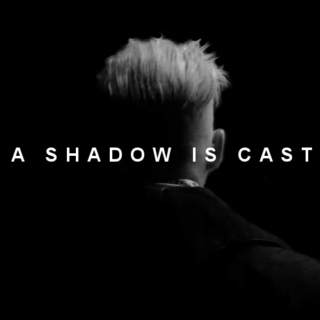 a shadow is cast: a gellert grindelwald mix