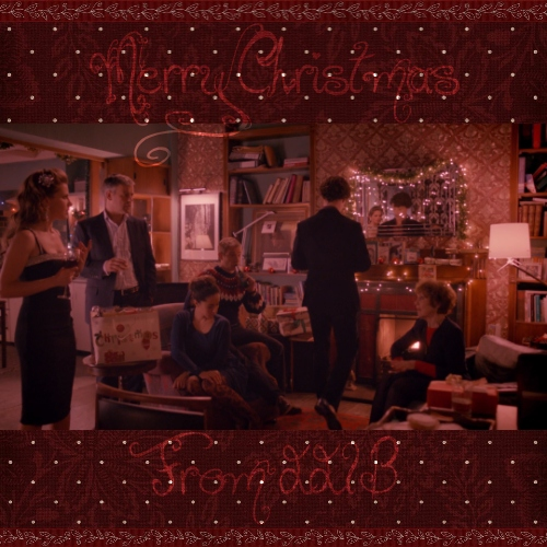 Merry Christmas From 221B