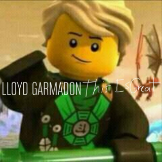 Lloyd Garmadon - This Is Great (Deluxe)