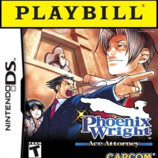 Phoenix Wright The Musical