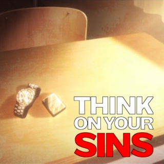 Think on Your Sins