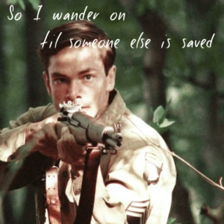 So I Wander On, Till Someone Else Is Saved