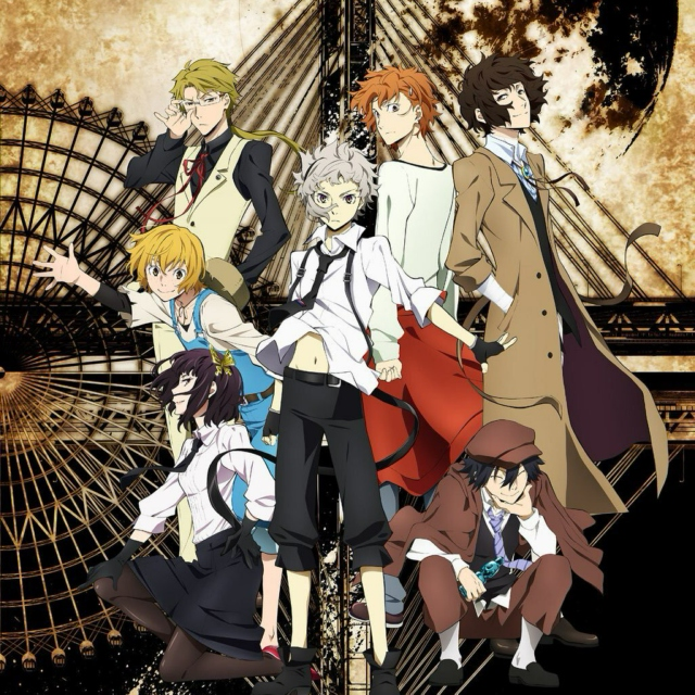 bungou stray dogs vocaloid