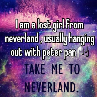 lost girl in neverland