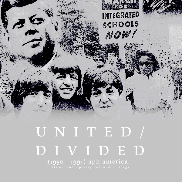 UNITED / DIVIDED.