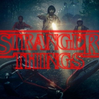 Stranger Things Mix