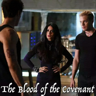 The Blood of the Covenant
