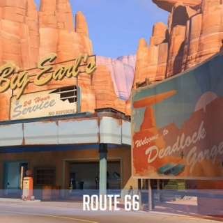 Welcome to Route 66