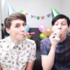 This is the life that we choose// Dan and Phil happy mix