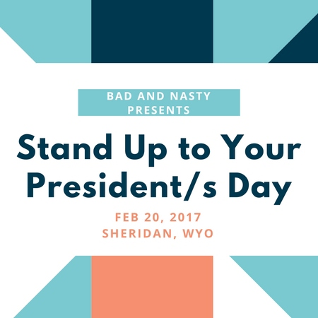 Stand Up to Your President